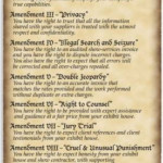 17 Facts About United States Bill Of Rights