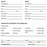 25 Horse Bill Of Sale Forms In 2020 Business Template