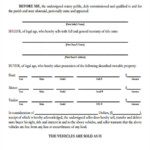 FREE 7 Sample Trailer Bill Of Sale Forms In WORD PDF