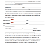 Free Mobile Manufactured Home Bill Of Sale Form PDF