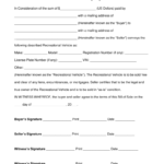 Free Printable Legal Documents
