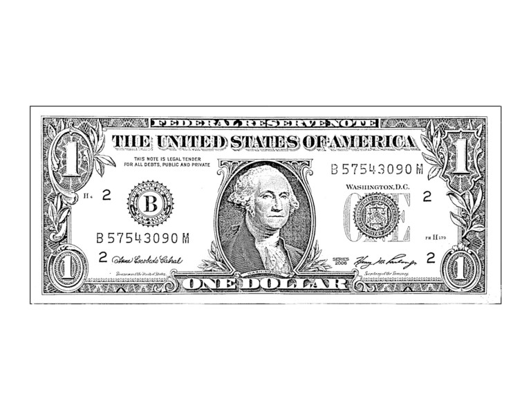 One Dollar Clipart 20 Free Cliparts Download Images On