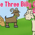 The Three Billy Goats Gruff Animated Fairy Tales For