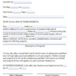 FREE 6 Real Estate Bill Of Sale Forms In PDF