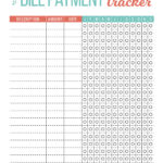 Free Budget And Financial Planning Printables The Coupon