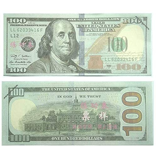 Printable 100 Bill That Are Modest Clifton Blog